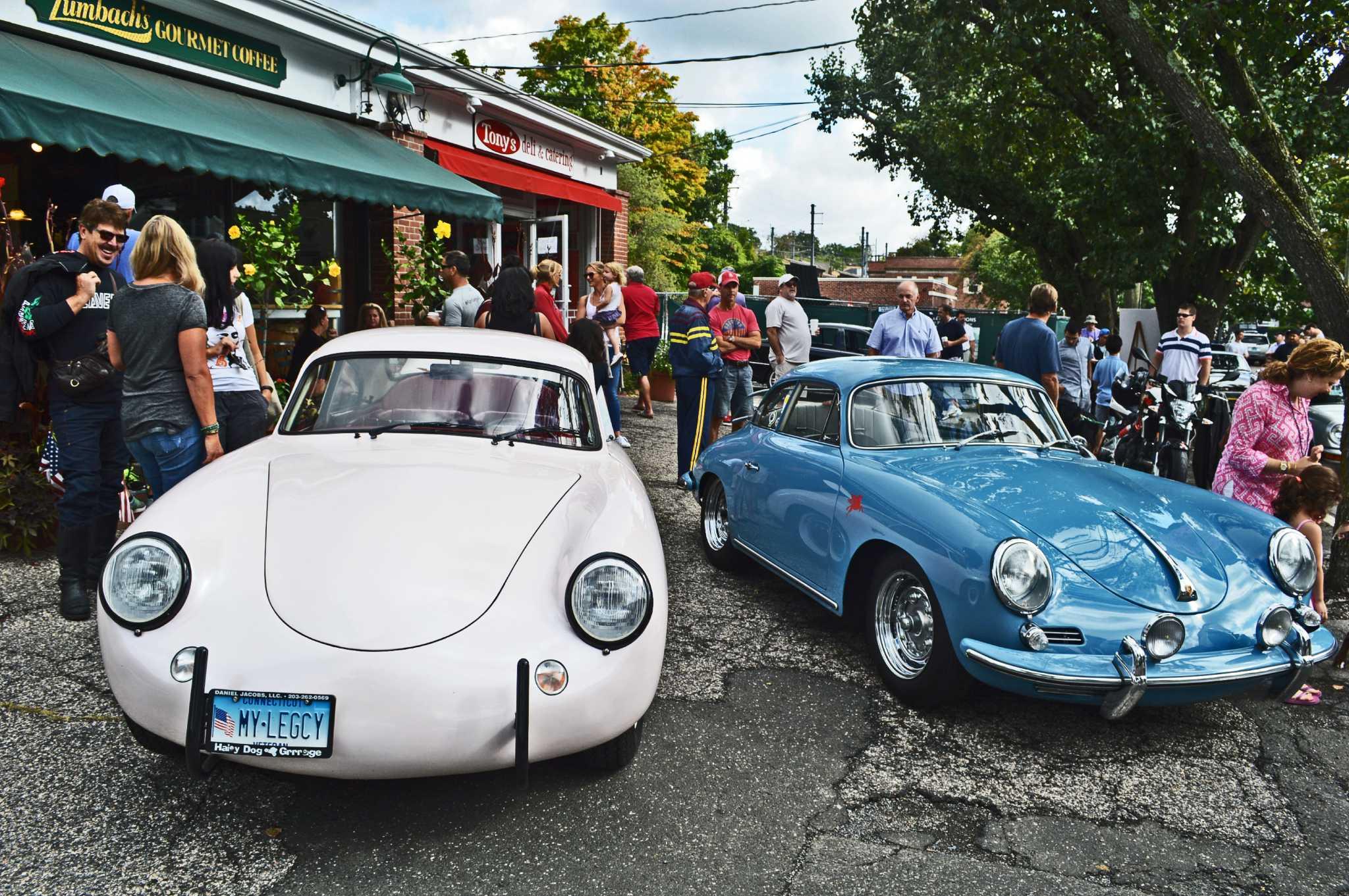 New Caanan Car Show  September