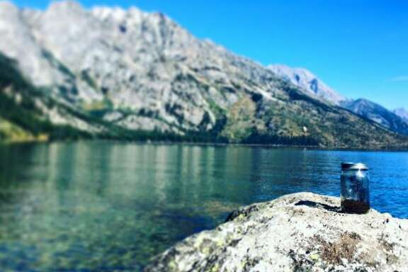 Jenny Lake, Sept. 11, 2015.