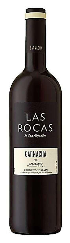 2012 Las Rocas Calatayud Garnacha Photo: Courtesy Photo