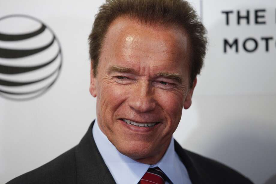 Image result for arnold schwarzenegger 2017