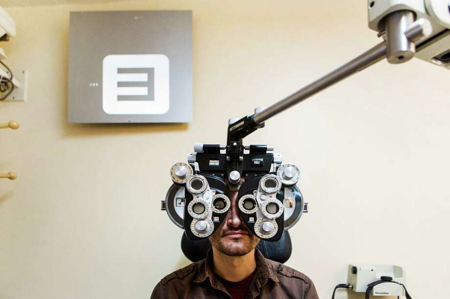 A patient receives a comprehensive eye examination in New York. The number of health savings accounts — that let consumers save and pay for medical care, free of federal income taxes — has been growing by about 1 million a year, reaching more than 6.5 million in 2012, according to research published in the journal Health Affairs. Photo: New York Times File Photo / NYTNS