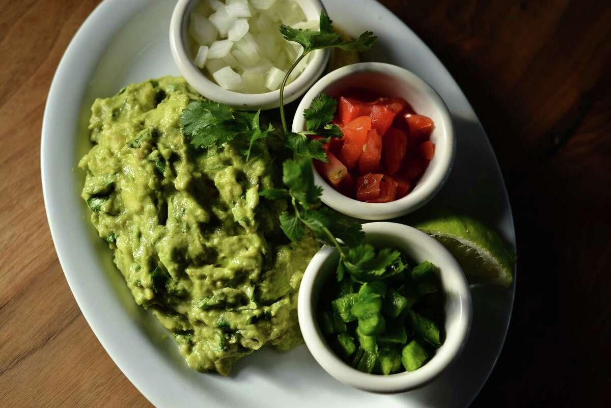 Ninfa's on Navigation's guacamole is a fresh mash of avocado, jalapeno, onion, cilantro, tomato and fresh lime.