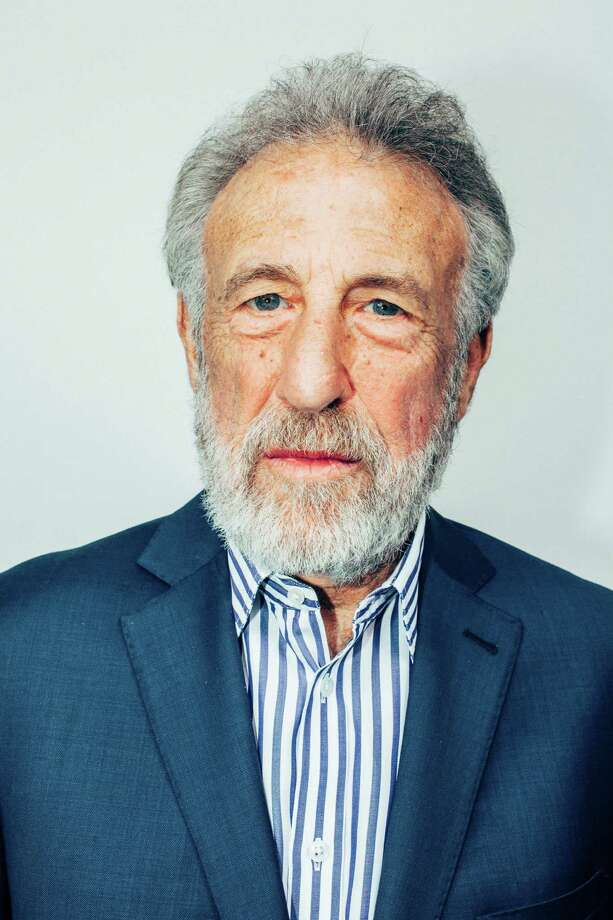"George Zimmer, the ousted founder of Mené¢â'â""¢s Wearhouse, in Oakland, Calif., May 29, 2015. On Monday, Zimmer will unveil his new company, zTailors, a website and app that connects customers with on-demand tailors who are ready to make house calls. (Peter Earl McCollough/The New York Times) Photo: PETER EARL MCCOLLOUGH, STR / NYTNS"