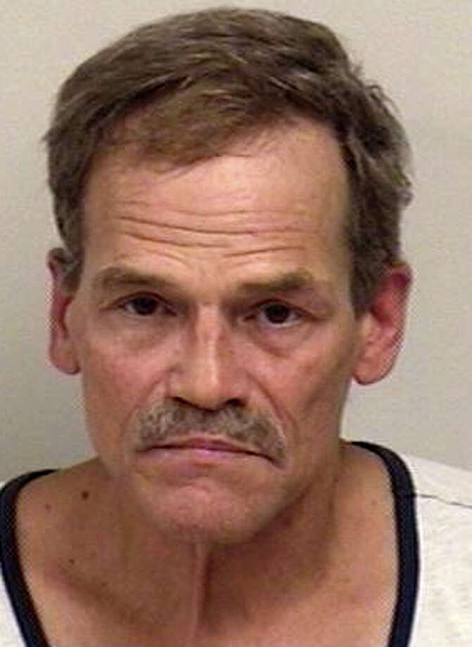 Edward Macisaac, 58, of Farmington, N.H., faces drug charges after police said they found nearly 300 Oxycodone pills in an unmarked container in his vehicle and he was unable to produce a prescription for the drug. Photo: Westport Police Department / Westport Police Department / Westport News