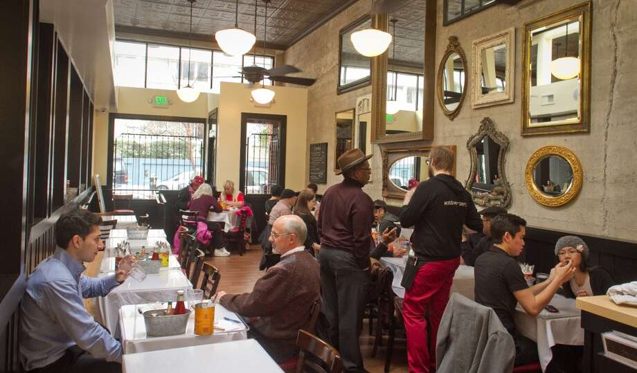 Brenda's French Soul Food will be open for Thanksgiving, and it's first-come, first-serve. Photo: John Storey, John Storey 2012