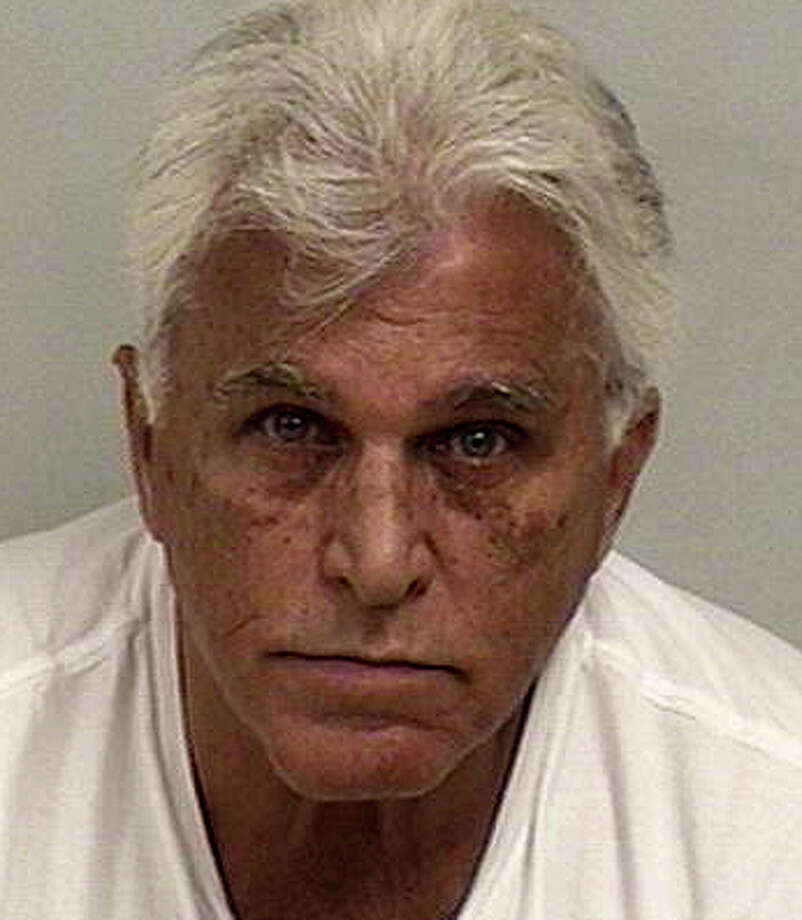 Allan Blumenfeld, 66, of Weston is charged with threatening and breach of peace in connection with an incident involving another driver downtown Saturday. Photo: Westport Police Department / Westport Police Department / Westport News