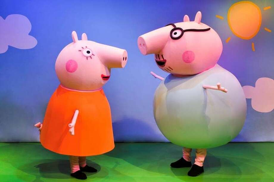"""Peppa Pig Live"" brings your kid's favorite porker to the stage. Photo: Peppa Pig Live"