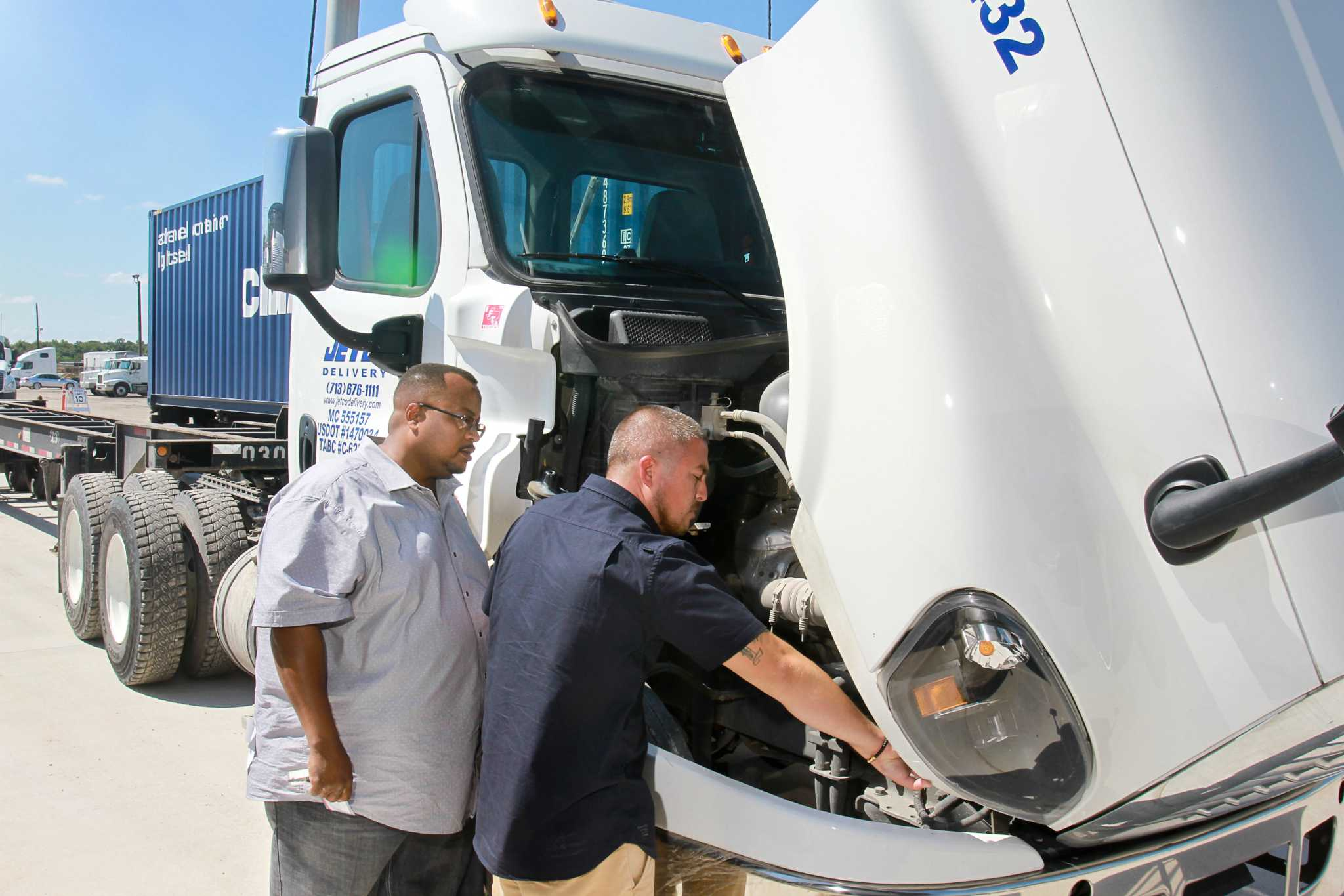 Trucking business facing lower rates, fewer drivers and