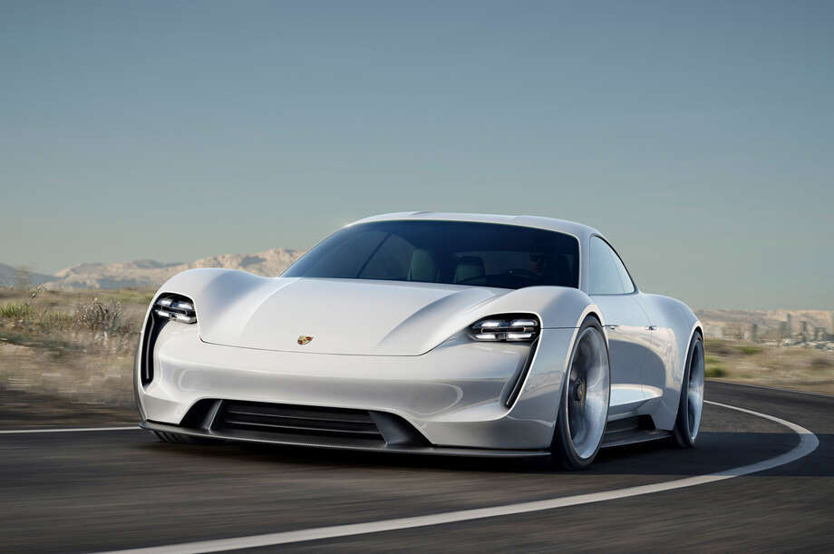 Porsche Mission EPorsche takes aim at Tesla with the 600 horsepower Mission E concept, saying it can reach an 80% charge good for 250 miles in about 15 minutes. Of course, that is a totally unconfirmed PR claim...