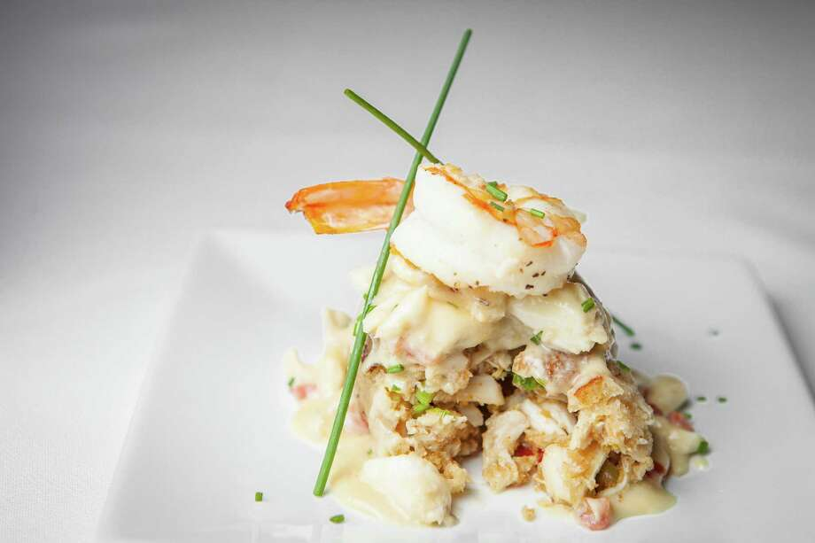 Killen's Steakhouse: Crab cake Photo: Nick De La Torre, For The Chronicle / ONLINE_YES