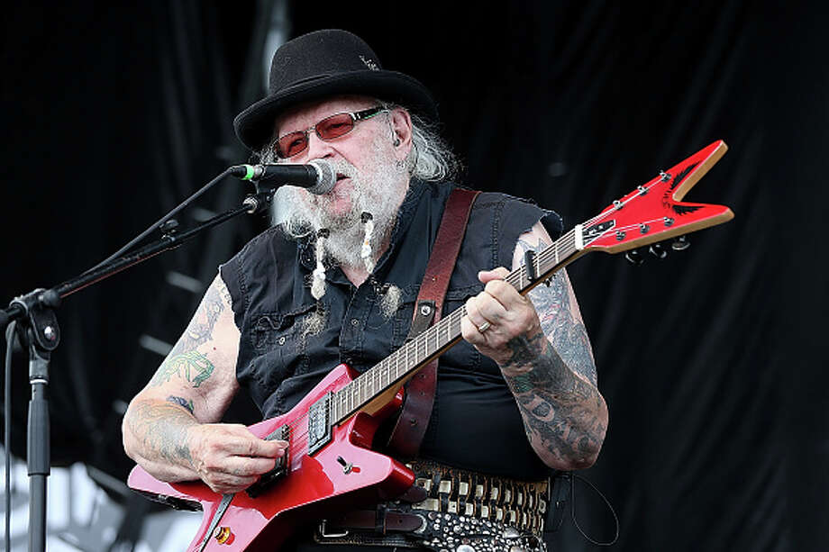 David Allen Coe in concert during Willie Nelson's 42nd Annual 4th of July Picnic at Austin360 Amphitheater on July 4, 2015 in Austin, Texas. PHOTOS: Vintage photos of country music stars: Then & Now ... Photo: Gary Miller, File / Getty  / 2015 Gary Miller