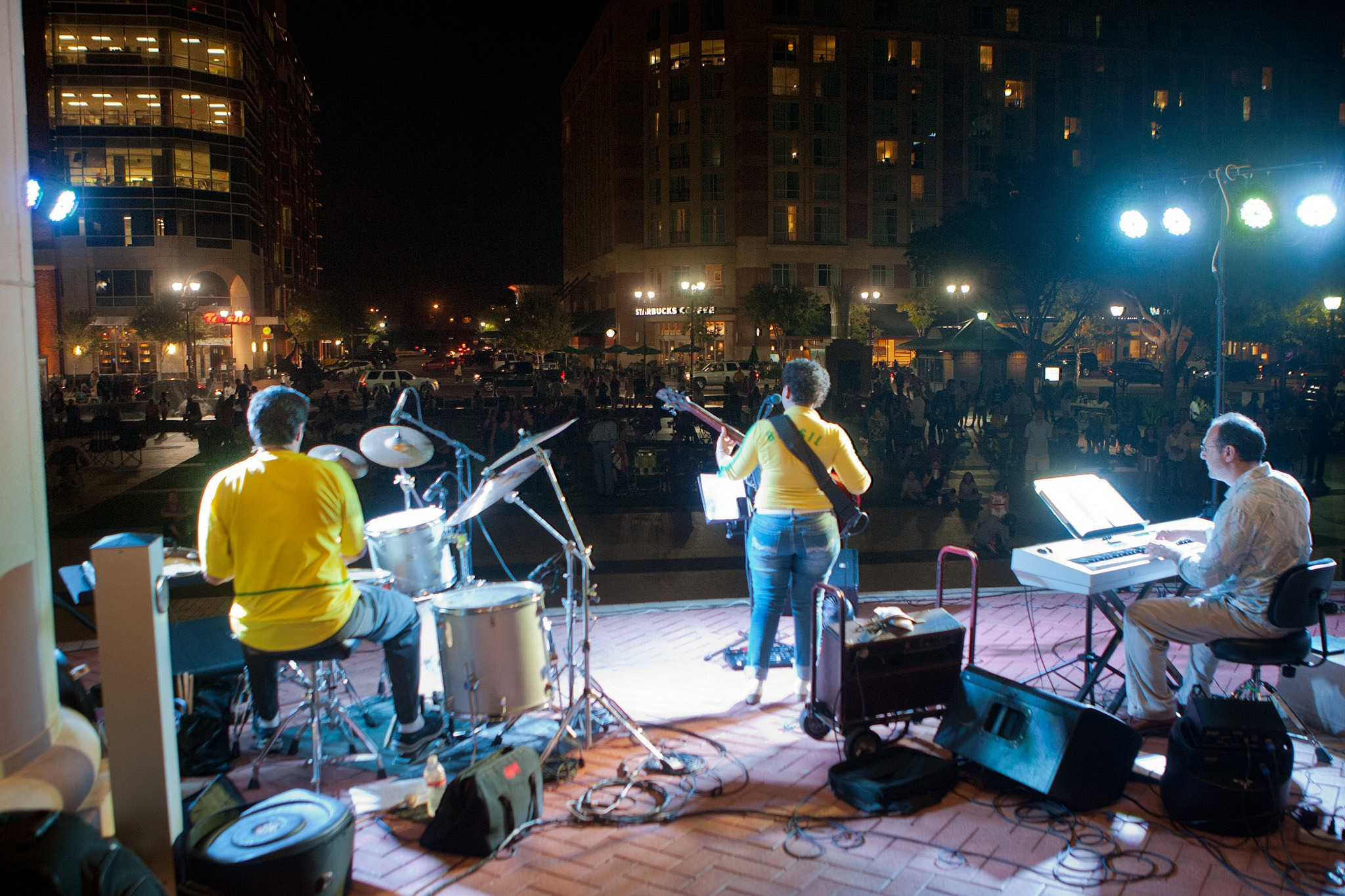 Image result for TC & The Cannonballs in Concert at Sugar Land Town Square