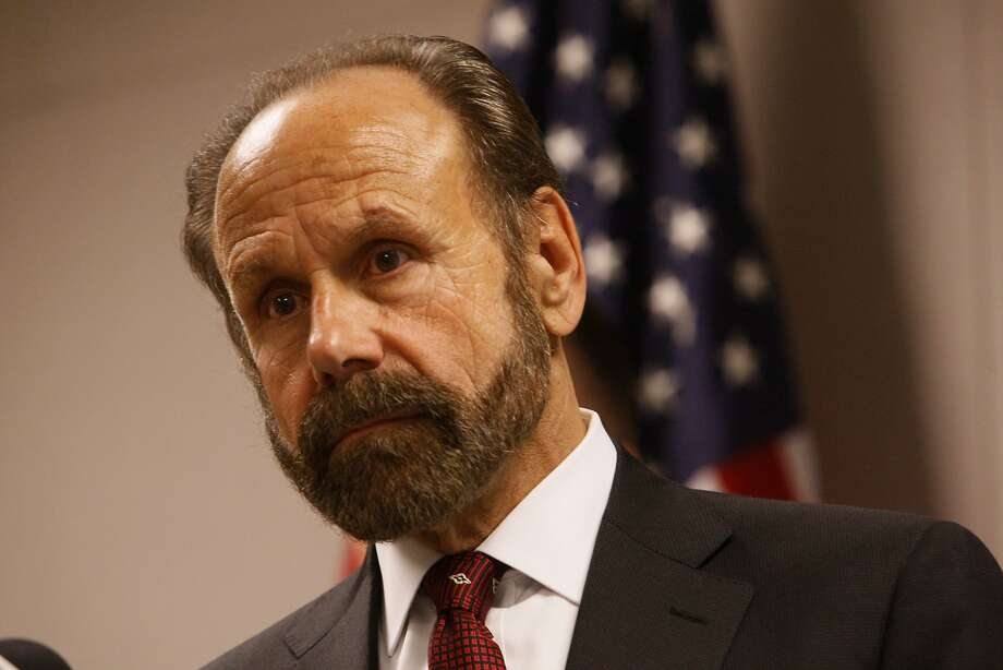 State Sen. Jerry Hill, D-San Mateo, author of a package of reforms for the California Public Utilities Commission that has passed the Legislature and gone to Gov. Jerry Brown. Photo: Terray Sylvester, The Chronicle