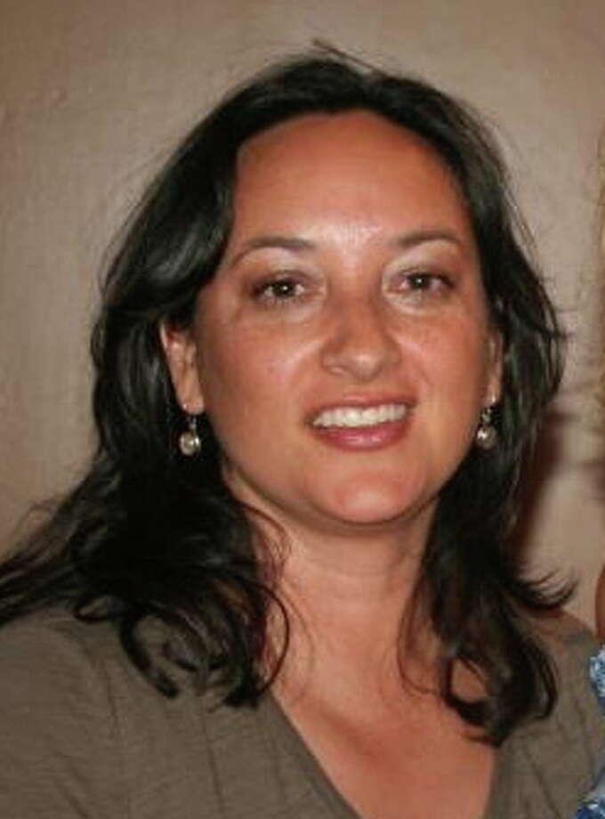Anna Vogler is water conservation coordinator for Bexar County Master Gardeners. Photo: Courtesy Anna Vogler