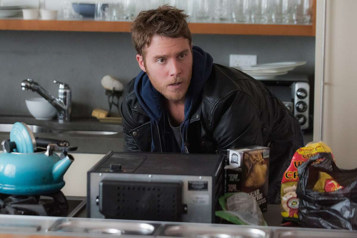 In this image released by CBS, Jake McDorman appears in a scene from