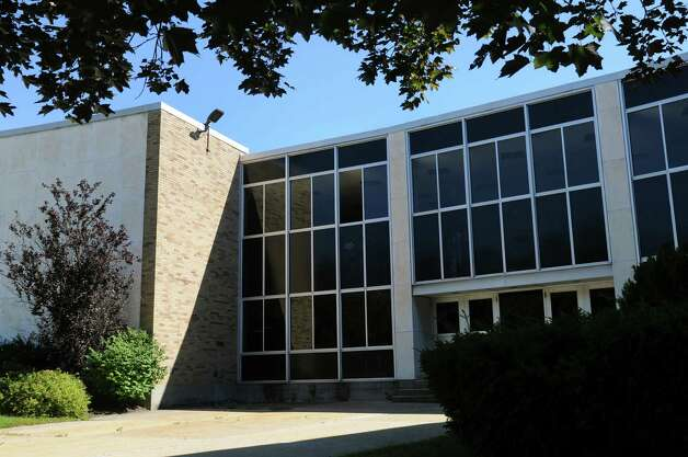 Bishop Maginn High School on Tuesday, Sept. 15, 2015,  in Albany, N.Y. The Roman Catholic Diocese of Albany is asking $5.9 million for the former campus of Bishop Maginn High School. (Cindy Schultz / Times Union) Photo: Cindy Schultz / 00033373A