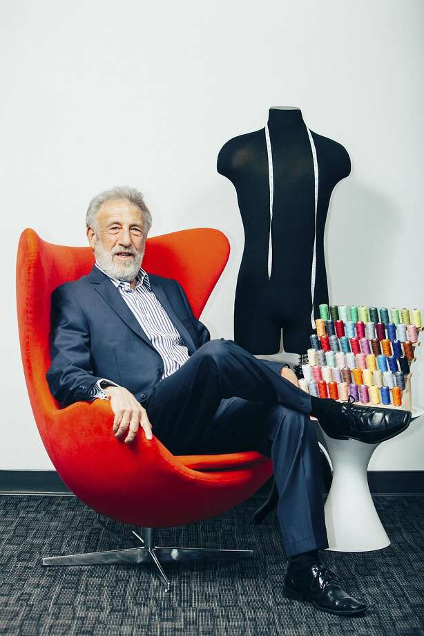 George Zimmer Photo: Peter Earl Mccollough, NYT