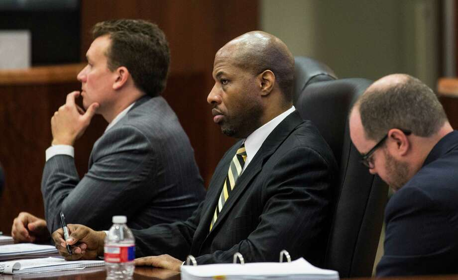 DNA evidence from a 2008 rape in Sunnyside led to Herman Whitfield being charged with sexual assault, but DNA has also linked him to attacks in the '90s. Photo: Brett Coomer, Staff / © 2015 Houston Chronicle