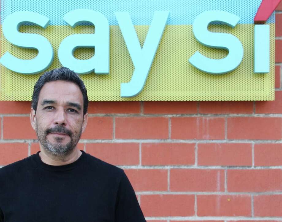 Jon Hinojosa is executive director of SAY Si. Photo: Courtesy SAY Si