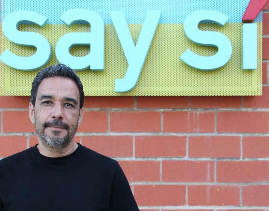 Jon Hinojosa is executive director of SAY Si. Photo: Courtesy SAY Si