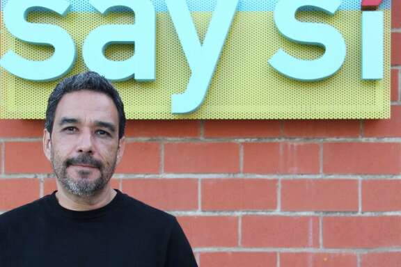 Jon Hinojosa is executive director of SAY Si.