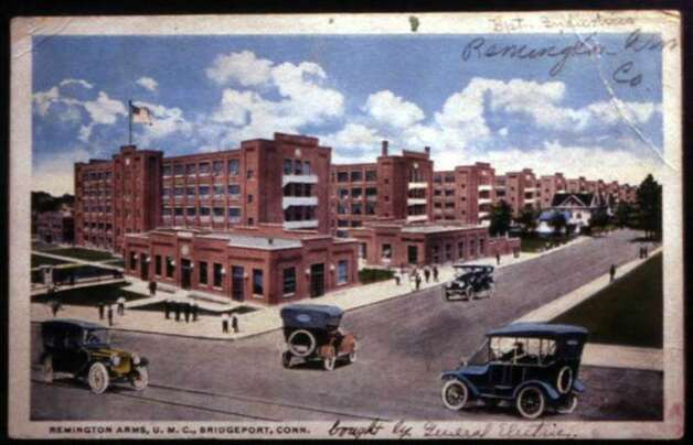 Image result for bridgeport remington arms factory during wwI
