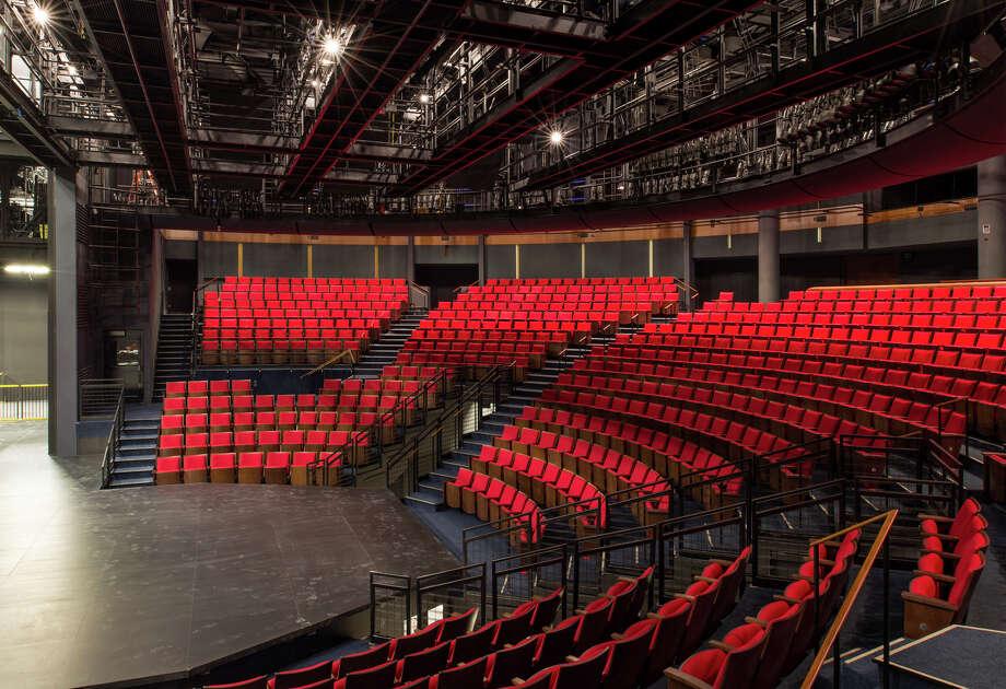 Alley Theatre's Hubbard Theatre Photo: Mike McCormick
