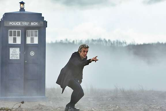 Peter Capaldi plays the Doctor's current incarnation: cantankerous, big-hearted, goofy, well-meaning and sometimes mean.