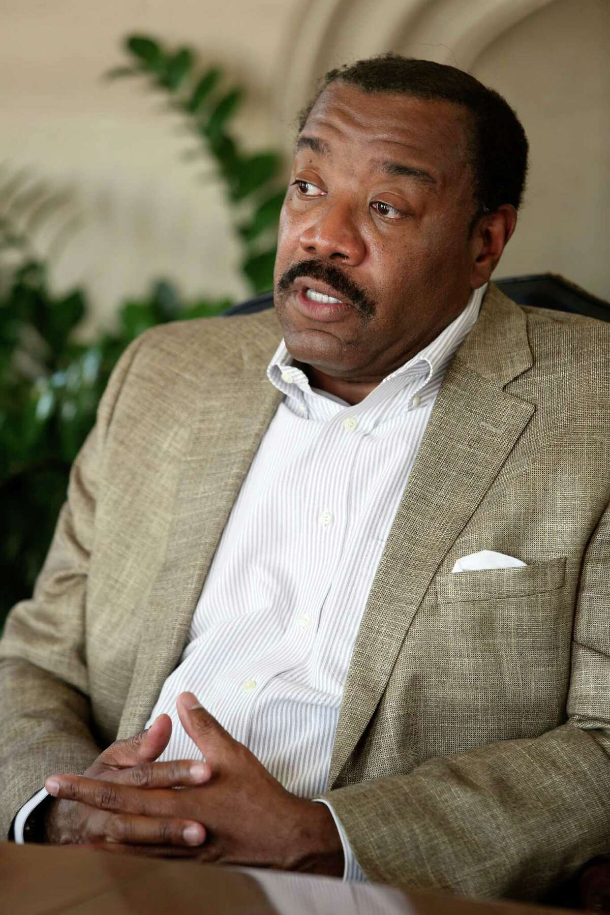 Doyle Beneby's new job will be CEO of New Generation Power International, an independent renewable energy company.