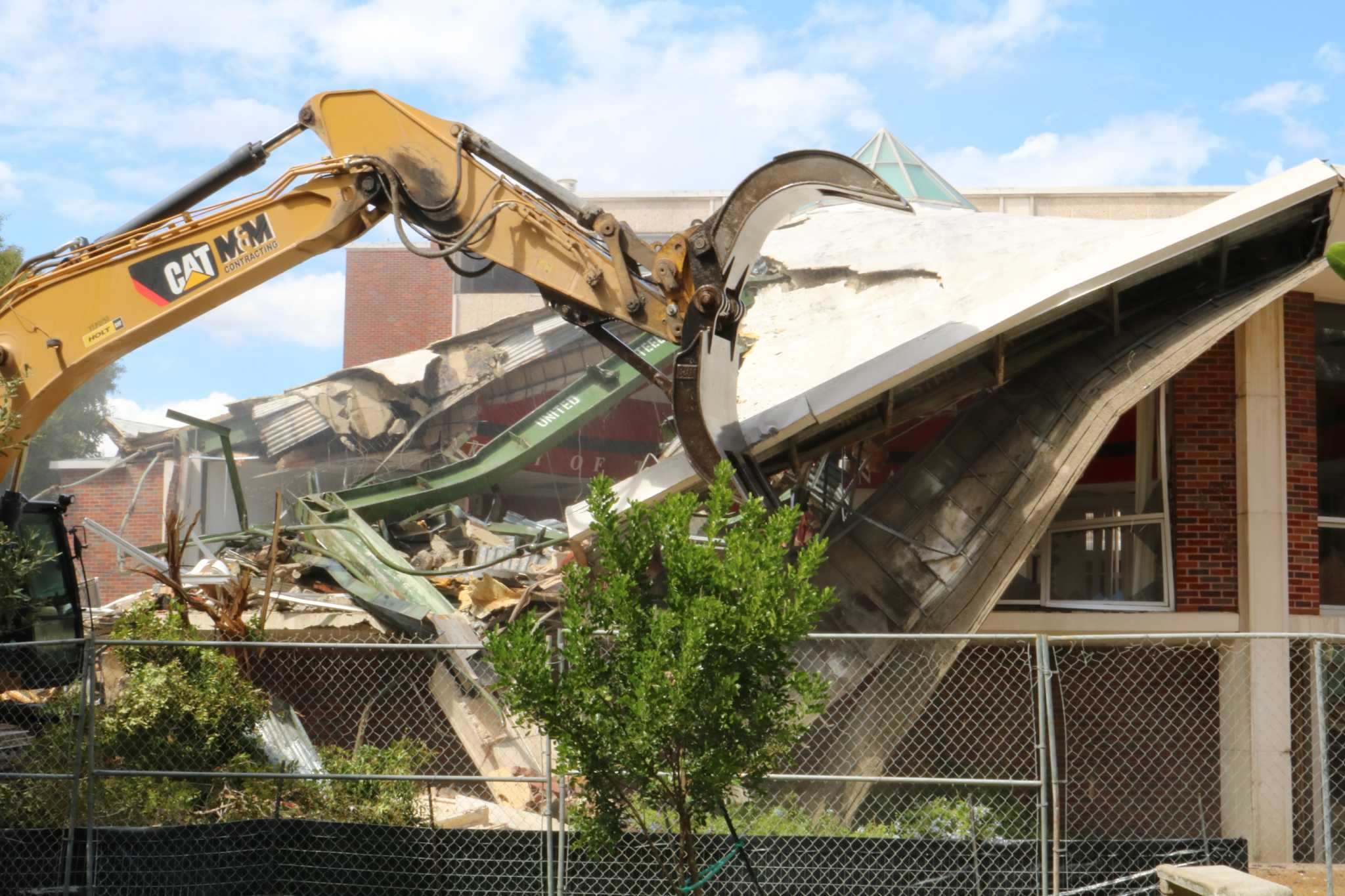 Demolished uiw student center dorm looks heartbreaking but 25