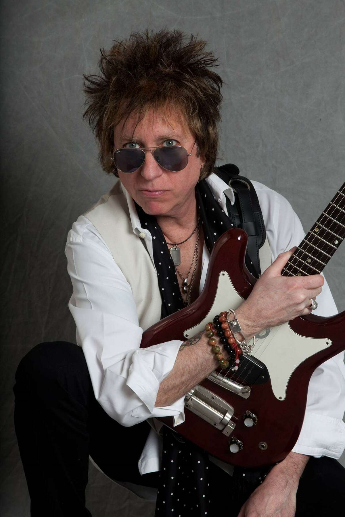 Ricky Byrd's Clean Getaway All Stars will perform at the Warner Theatre in Torrington on Saturday, Sept. 19.