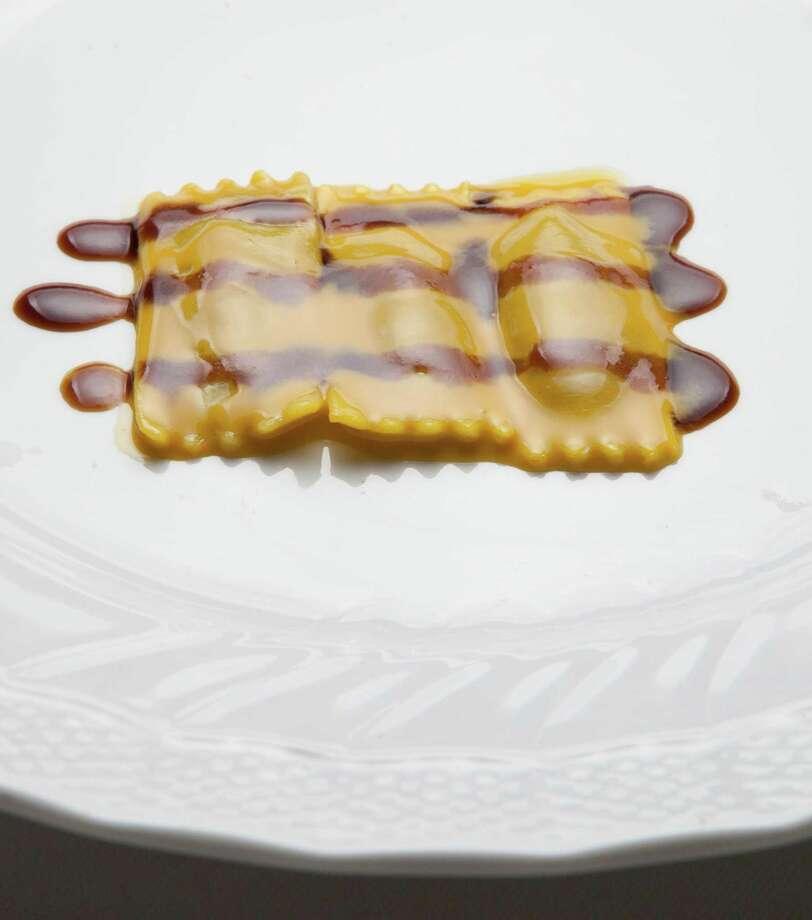 Tony's: Osso buco tortelli Tony's restaurant's osso buco tortelli. Photo: Nick De La Torre, For The Chronicle / ONLINE_YES