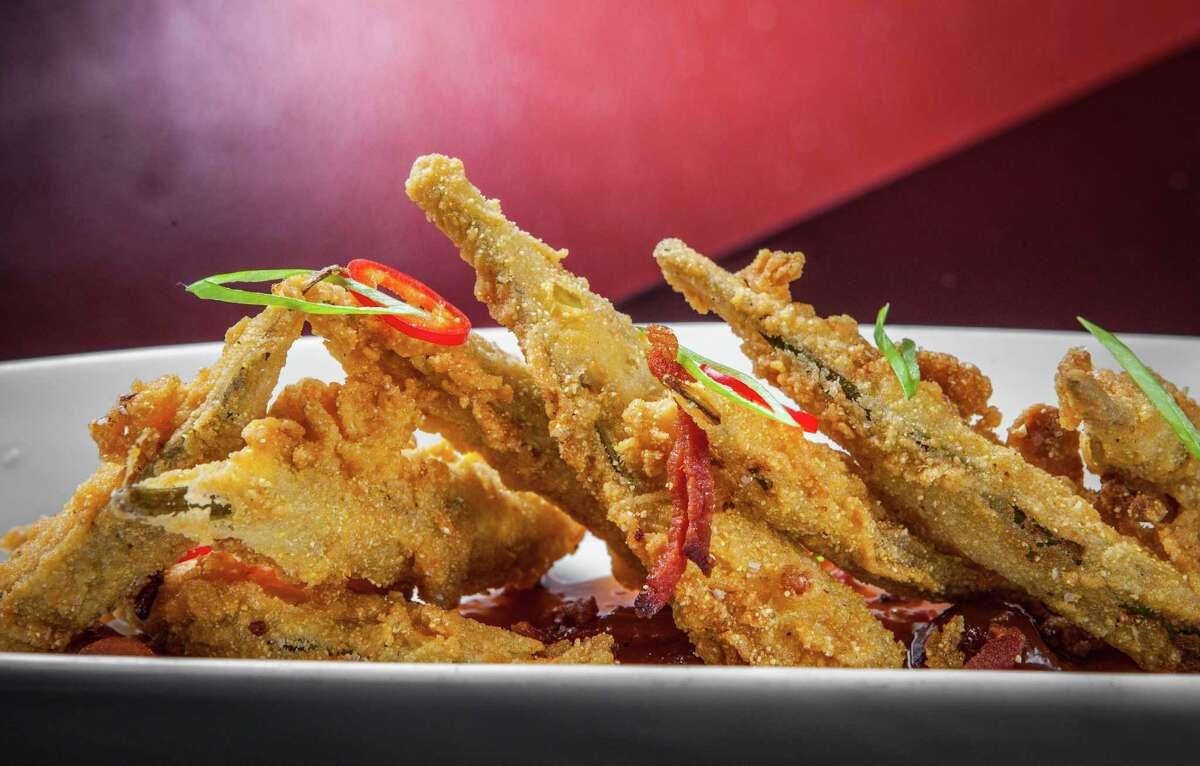 Fried okraat Kitchen 713.