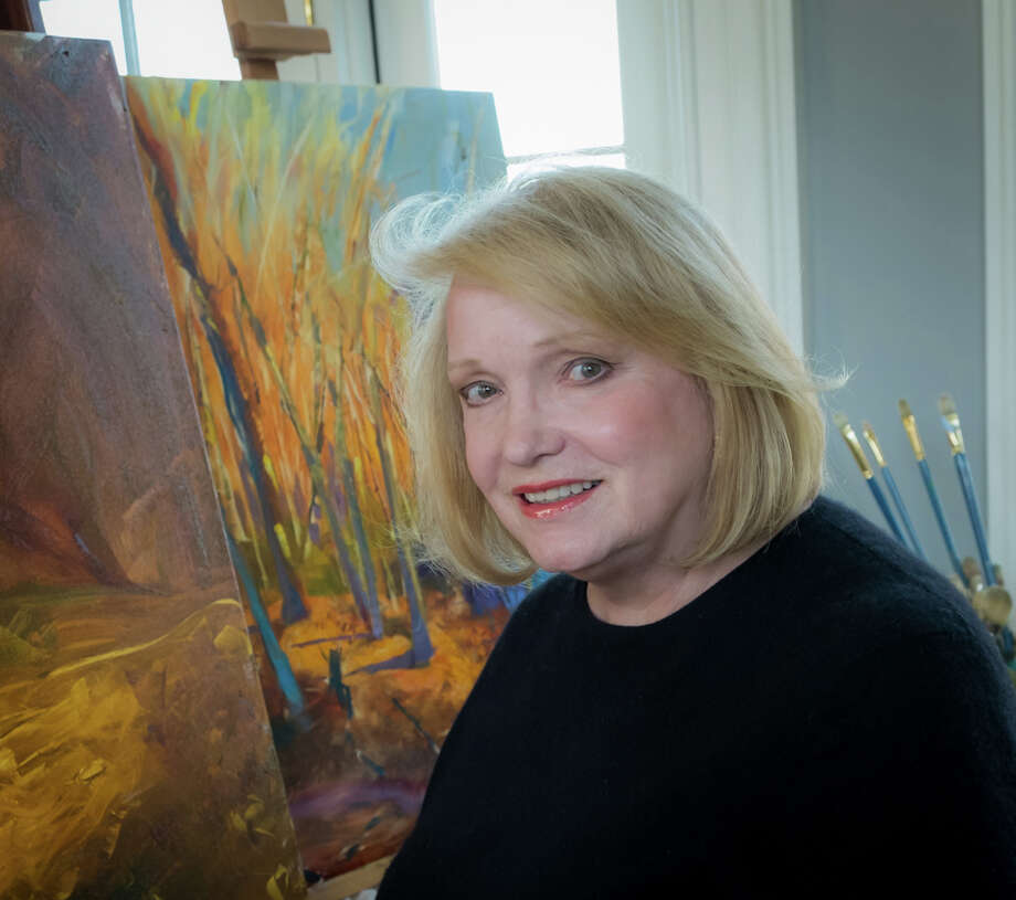 Darien resident Janet Dilenschneider has been appointed to join the Connecticut Arts Council. Photo: Contributed Photo / Darien News