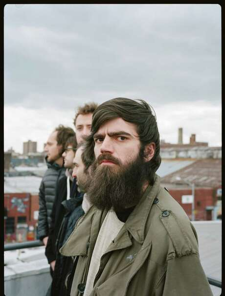 Patrick Stickles of Titus Andronicus was influenced by Daniel Johnston - a beloved cult songwriter who lives in Waller. Photo: Matthew Greeley