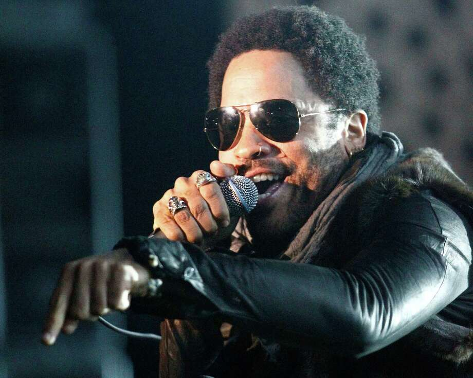 Lenny Kravitz will perform at The Woodlands Pavilion Thursday. Photo: Abdeljalil Bounhar, STR / AP