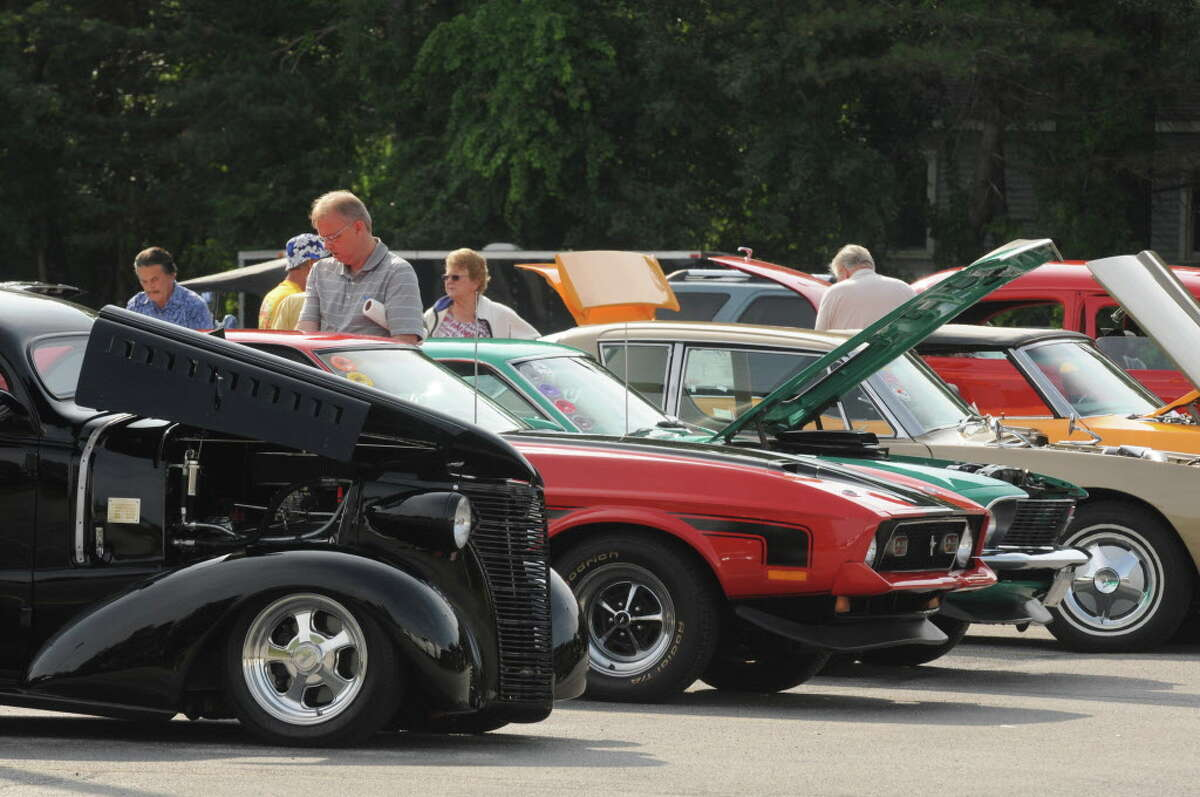 Click through the slideshow to see what rolled into the Times Union Car Show in the past few years. Don't miss this year's show on Saturday, September 19 from 10:00 a.m. to 2:00 p.m. Learn more.