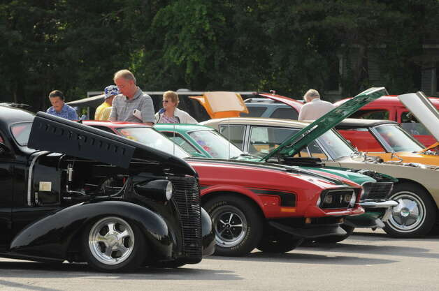 Times Union Car Show through the years