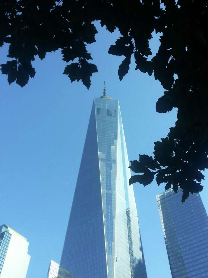 Chronicle reader Donna Schnitker of Friendswood took this vacation photo near One World Trade Center in New York City, N.Y. Photo: Donna Schnitker / Donna Schnitker
