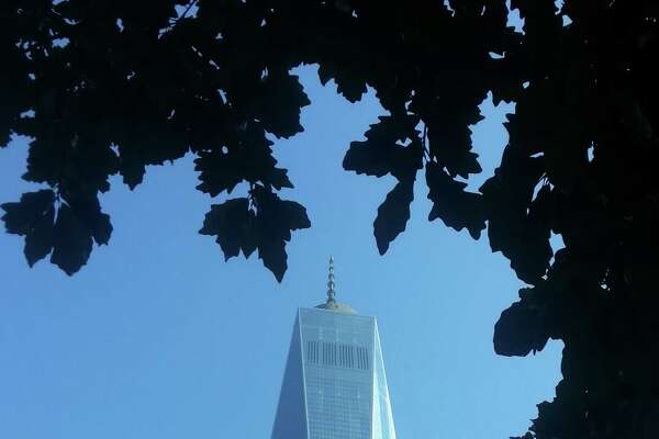 Chronicle reader Donna Schnitker of Friendswood took this vacation photo near One World Trade Center in New York City, N.Y.