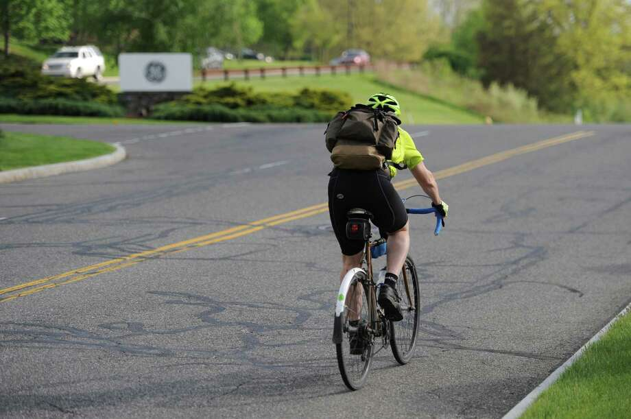 Click through the slideshow to see the top five running and biking routes among local Strava users, including maps, distance, and elevation details.  Photo: Tyler Sizemore / The News-Times