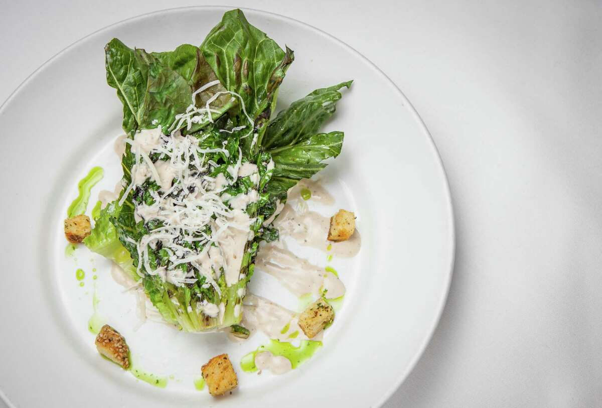 Killen's Steakhouse: Caesar salad