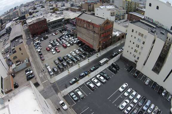 Aerial view of 5M Project. Photo by Tim Hussin and Erin Brethauer