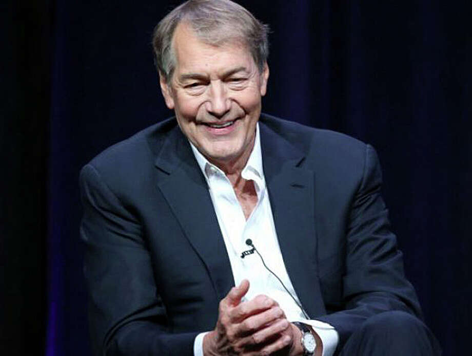 Charlie Rose, veteran television talk show host and news anchor, has canceled his apperance at Saturday's gala celebrating the 25th anniversary of the Quick Center for the Arts at Fairfield University. Photo: Getty Images / Getty Images / Fairfield Citizen