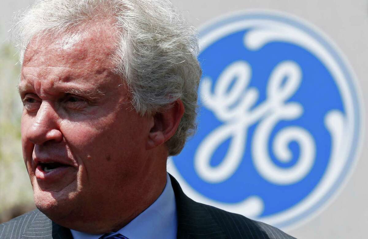General Electric Chairman and CEO Jeffrey Immelt.