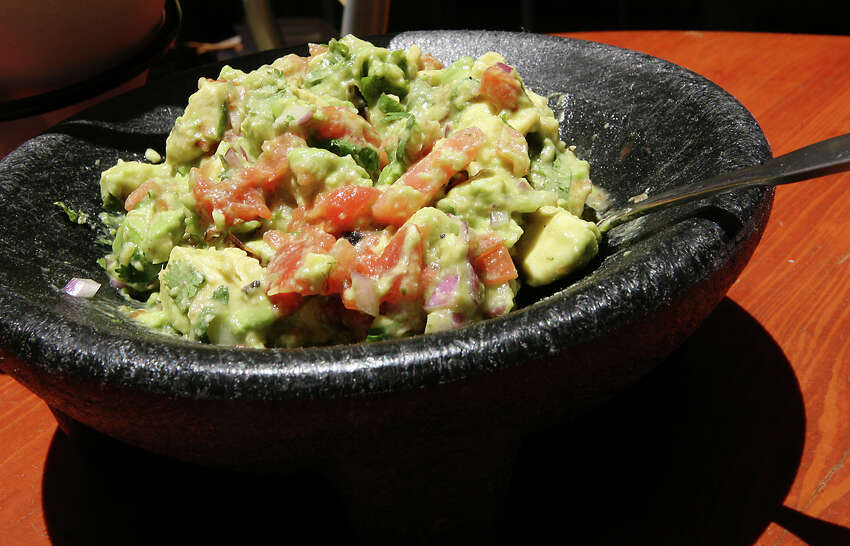You can't go wrong with the guacamole at Boudro's Texas Bistro on the Riverwalk. It's won the top spot in our Readers' Choice Awards several times and is a repeat pick by the San Antonio Express-News critics.421 E. Commerce St.210-224-8484