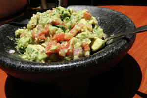 Boudro's Texas Bistro on the Riverwalk won Critics' Choice and Readers' Choice for their Guacamole. The restaurant averages about 120-200 orders of guacamole a day, with almost every table ordering it.