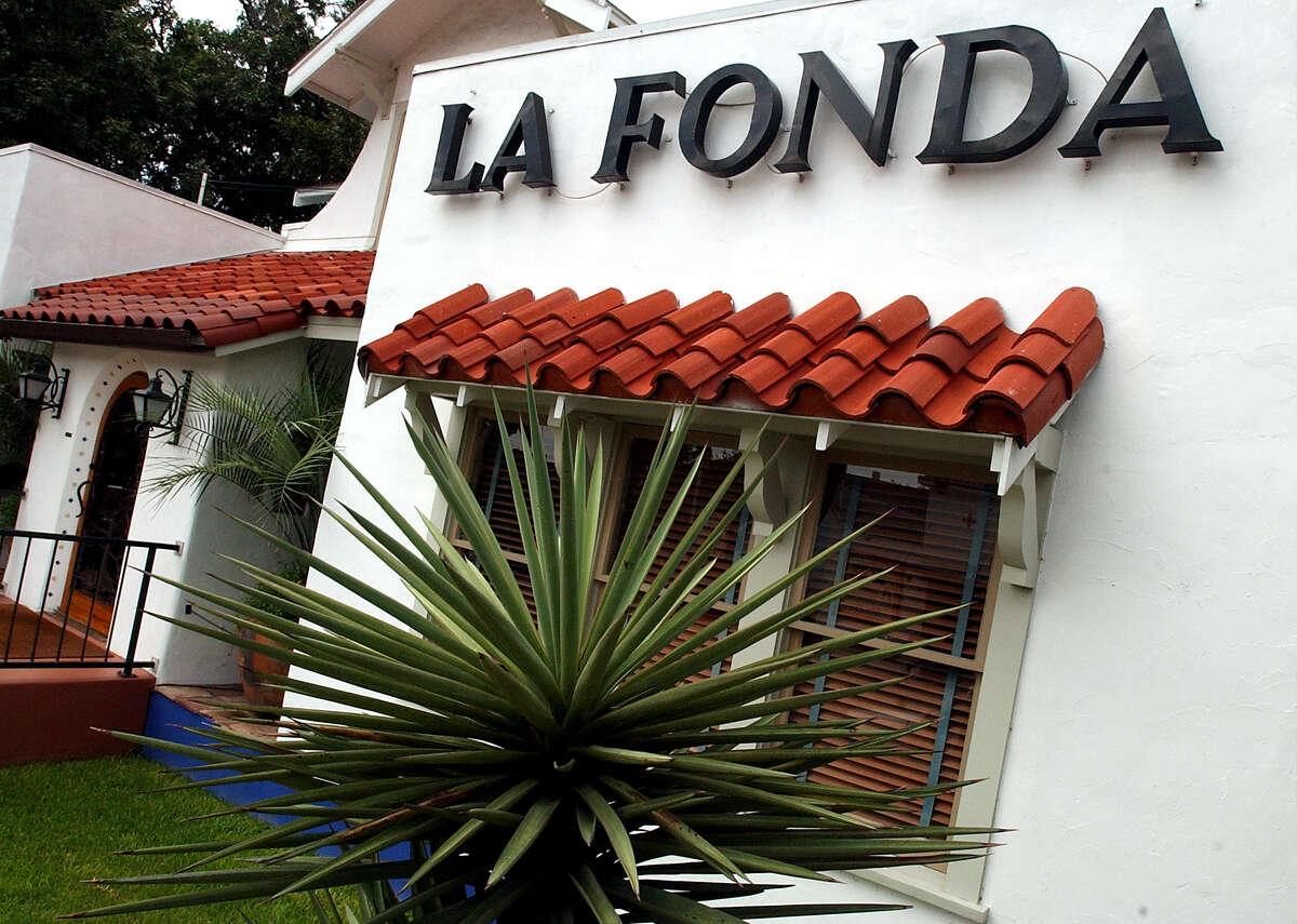 La Fonda restaurant on Main shown