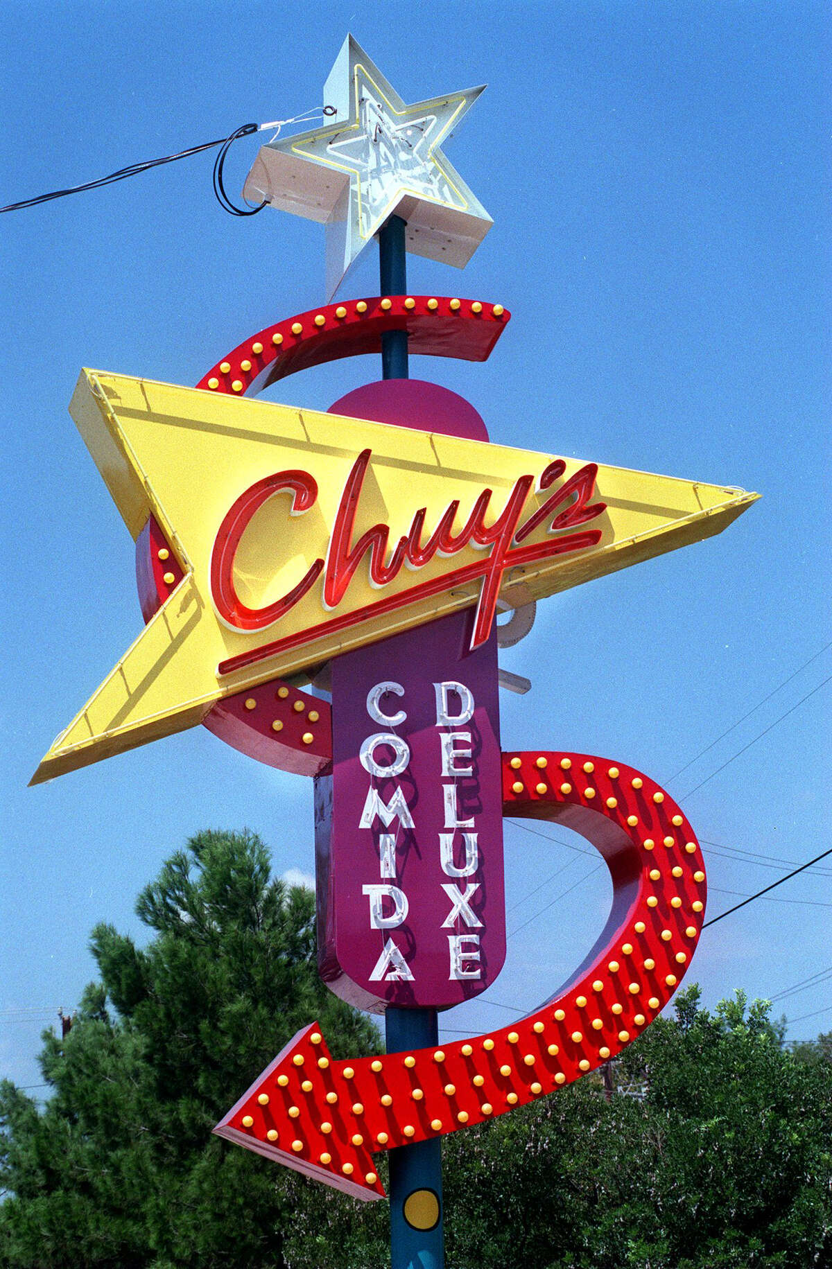 Chuy's (reader suggestion) Nearest location 91 miles from Beaumont 20975 Gulf Fwy, Webster Source: Google Maps