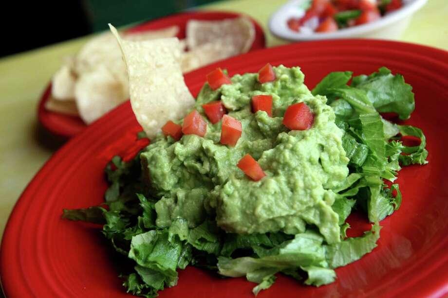 Mama Margie's Guacamole, photographed Tuesday Oct. 11, 2011. HELEN L. MONTOYA/hmontoya@express-news.net Photo: HELEN L. MONTOYA, San Antonio Express-News / SAN ANTONIO EXPRESS-NEWS